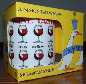 Simon Drew Mugs - $14.95 each
