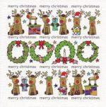 Two Little Monkeys - Trio Christmas $2.85 p/c